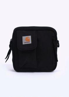 Carhartt Essentials 11oz Duck Canvas Bag (Small) - Black 279663fd9f