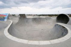 skateboard cradles | Cayman Islands. Black Pearl Skate Park. Grand Harbour Center, Red Bay ...