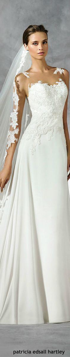 Pronovias 2016 - Pradal More Holy Marriages, Bridal, Robes De, Dresses Ideas, Universo Casamento, Pronovia 2016, Bridal Gowns, Wedding Universe