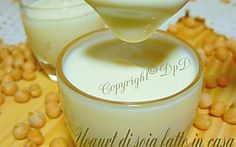 Come fare lo yogurt di soia