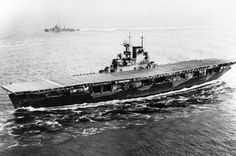 USS Wasp was an American aircraft carrier that served during World War II. Launched in USS Wasp saw duty in the Atlantic and Pacific. American Aircraft Carriers, Uss Hornet, Uss Yorktown, Navy Carriers, Navy Aircraft Carrier, Imperial Japanese Navy, Us Navy Ships, Naval History, United States Navy