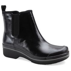 Dansko Vail Boots - Women's - 2012 Closeout $74-79 Euro sized leather uppers.