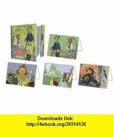 The Wizard of Oz Note Card Book (Notecards) (9780307450876) Linda Sunshine , ISBN-10: 0307450872  , ISBN-13: 978-0307450876 ,  , tutorials , pdf , ebook , torrent , downloads , rapidshare , filesonic , hotfile , megaupload , fileserve
