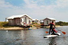 Brouwersdam Stay - Beachlodges & Breakfast (2-6 pers.) - VVV Zeeland