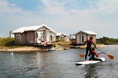 Brouwersdam Stay - Beachlodges & Breakfast (2-6 Pers.) - VVV Zeeland