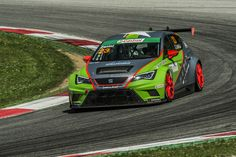 SEAT Leon Eurocup 2015. Red Bull Ring. Free practice 2.