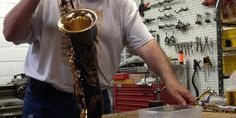 Emergency Saxophone Repair by Rheuben Allen | Teen Jazz
