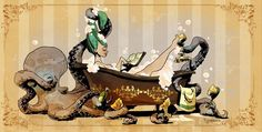 Image result for steampunk universe