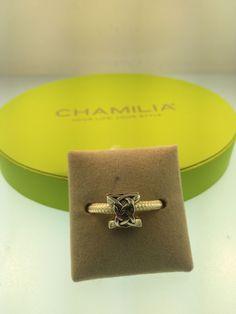 Chamilia Silver Braided Bead