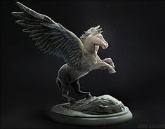 "Check out new work on my @Behance portfolio: ""Pegasus 50mm miniature"" http://be.net/gallery/65891809/Pegasus-50mm-miniature"