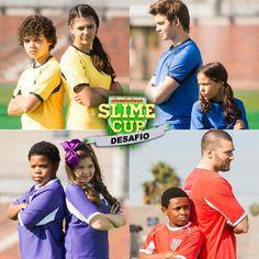 As estrelas de Sam e Cat, A Família Hathaway e The Thundermans vão encaram o Desafio Slime Cup, na Prom Night. slimecup.com