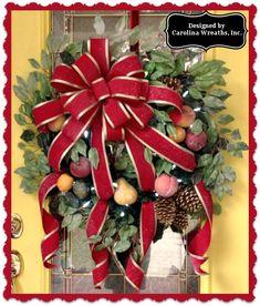 Christmas Wreath #23