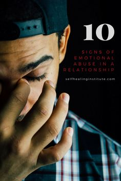 Are you in an emotionally abusive relationship?