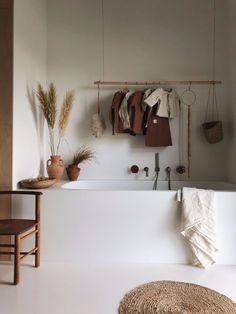 Salle de bains : donner un look bohème à la salle d'eau - Côté Maison