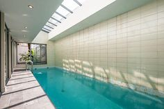 Billionaire Heiress Tamara Ecclestone Is Selling Her London Pad For $32 Million - Tamara's pool sits under a skylight and is roughly 30 feet long.    Read more: http://www.businessinsider.com/tamara-ecclestone-selling-london-home-2013-1?op=1#ixzz2GzzZWOqx