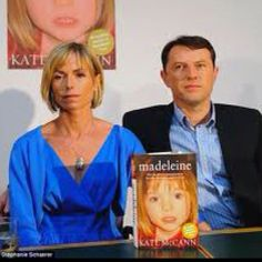 Kate & Gerry McCann have been at the top of my prayer list since their daughter, Madeleine, was taken from her bed in 2007.  They have stayed together through that horrible event, which happened in a foreign country & they were accused of murder.  All this and they continued to love and parent their young twins.