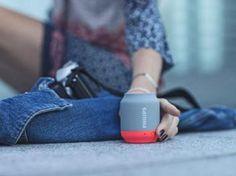 Caixa de Som Acústica Bluetooth - Philips BT50GX/78