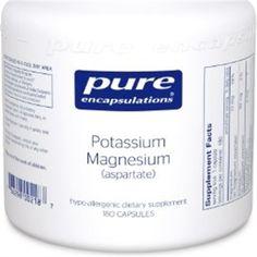 Alaska Functional Medicine Clinic > Potassium Magnesium Aspartate