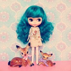 .@Zoë Power | Bambi girl! Love this dress we got in a dress swap from the lovely @Marie Gyllstrom - ... | Webstagram - the best Instagram viewer