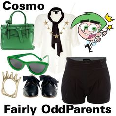 Cosmo - The Fairly OddParents