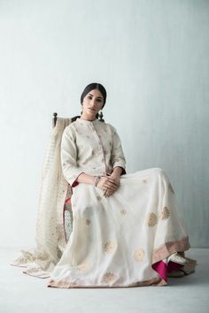 Good Earth Chanderi Collection