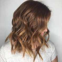 cool 95 Impressive Subtle Balayage Ideas – The Natural-Looking Shades Check more at http://newaylook.com/best-subtle-balayage-ideas/