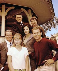 Peyton Place (1964–1969) - Cast and history: http://www.imdb.com/title/tt0057779/  Theme music: http://youtu.be/Fqi8fkMmqbM