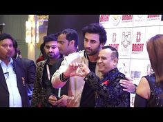 Ranbir Kapoor at the red carpet of Yogesh Lakhani's Bright Awards Ranbir Kapoor, Gossip, Red Carpet, Awards, Interview, Bright, Music, Youtube, Musica