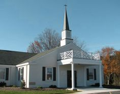Go to Sunday services at a Baptist church Laurel Hill, Shed, Sunday, Outdoor Structures, Outdoor Decor, House, Home Decor, Domingo, Decoration Home