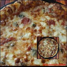 #pizzaquatroformaggi #pizzatime🍕 #mypassion #homerecipe #ReteteAAndreeaAndreea #mândrăcăsuntromâncă🇷🇴 #loveRomânia #loveiași Home Recipes, Hawaiian Pizza, Instagram, Rome