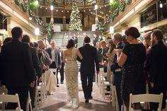 New Year's Eve Cleveland Wedding