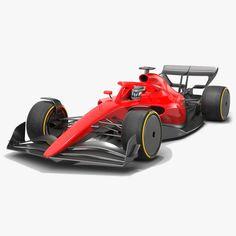 Bugs Bunny Drawing, Car 3d Model, Modern Games, Ferrari F1, Diy Car, F1 Racing, Concept Cars, Nascar, Race Cars