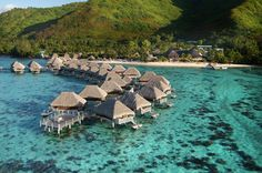 Hilton Moorea - Overwater Bungalows