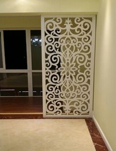 PVC wood board MDF hollow carved panels backdrop screen porch ceiling partition walls white in Continental - Taobao Depot, Taobao Agent : PVC wood board MDF hollow carved panels backdrop screen porch ceiling partition walls white in Continental Wood Partition, Living Room Partition Design, Room Partition Designs, Mdf Wall Panels, Wood Panel Walls, Jaali Design, Pvc Board, Plafond Design, Porch Ceiling
