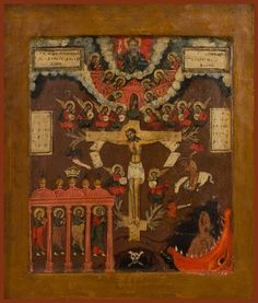 Fruits of the Passion Orthodox icon