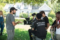 NYFA students working with the ARRI ALEXA. #arri #cinematography #cameras