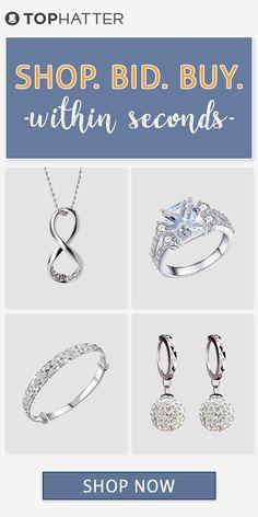 ea4fb4066c Silver, Jewelry, Buy Now, Hanging Pendants, Luxury Jewelry, Crystals,  Jewellery
