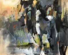 Energy. 60 x 48 in, oil on canvas. Dawn Emerson