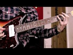 How to Mix Rhythm & Lead in a 12 Bar Blues | Guitar Lesson - YouTube