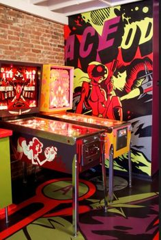 Where is your favorite spot to play a game of pinball? If you or someone you know is in need of pinball repairs contact me at pinwiz19bob@gmail.com #pinball #pinballmachine #pinballgame #gane #repairs #restore #retro #oldschool #pinballwizard #passion #entreprenuer #fun #drpinball