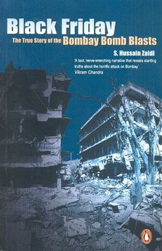 The first compelling account of biggest terrorist attack on an Indian city. On 12 march 1993, a series of explosions cut a swathe through bombay. This true story of bomb blast is written by Hussain S. Zaidi. Author takes us into the heart of the conspiracy. Zaidi gave a detailed, well-researched account of the 1993 Bombay blasts. Gives chilling insights into the criminal mind as revealed in Zaidi' s interviews.