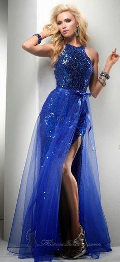 Hermosos vestidos de noche   Ilumina tus momentos