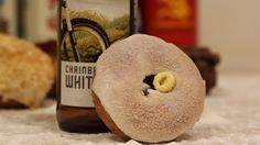 Voodoo Doughnuts Pairing with Chainbreaker White IPA!