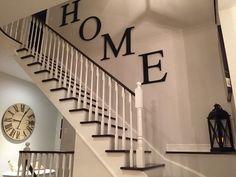 30+ Creative Stair Decoration Ideas