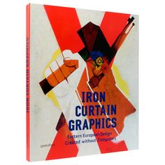 Iron Curtain Graphics, $35, now featured on Fab.