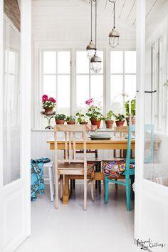 Los increíbles interiores de la fotógrafa Lina Östling