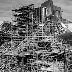 #estructuras #andamios #scaffolding