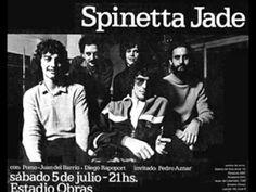 Spinetta Jade - La diosa salvaje - Teatro Coliseo (1983)