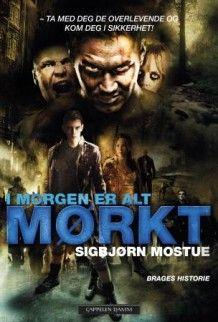 I morgen er alt mørkt av Sigbjørn Mostue (Innbundet) #CappelenDamm