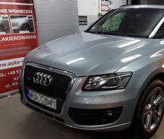 Audi Q5 usuwanie wgnieceń
